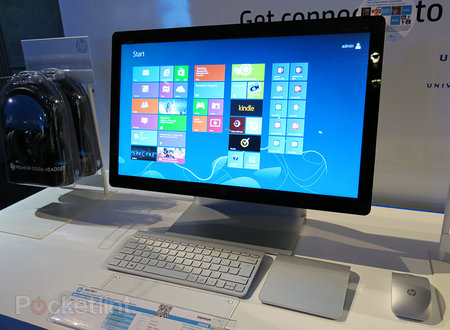 HP Spectre One all-in-one PC pictures and hands-on