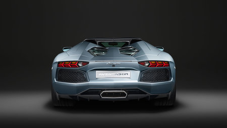Lamborghini Aventador LP 700-4 Roadster announced - photo 8