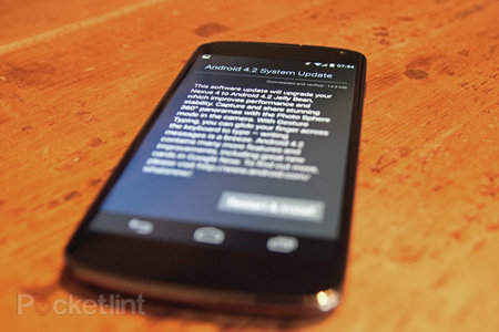 Nexus 4 and 10 Android 4.2 update brings lockscreen widgets and multi-user support