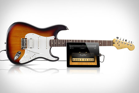 Apple stocks Squier by Fender USB Stratocaster guitar in online store
