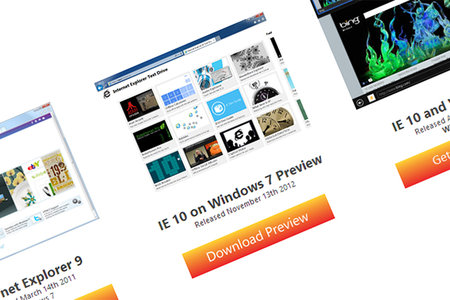 IE10 on Windows 7 Preview now available to try