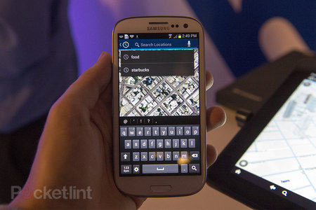 Here Maps by Nokia for Android pictures and hands-on