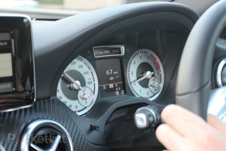 Mercedes-Benz A-Class (2013) pictures and hands-on - photo 10