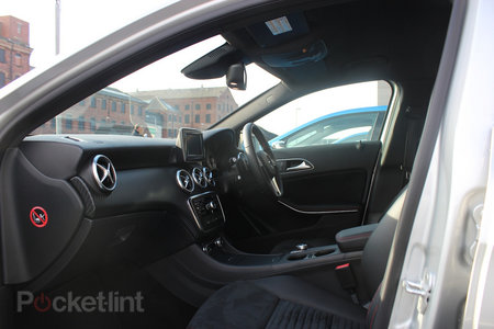 Mercedes-Benz A-Class (2013) pictures and hands-on - photo 15