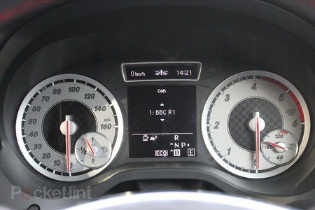 Mercedes-Benz A-Class (2013) pictures and hands-on - photo 22