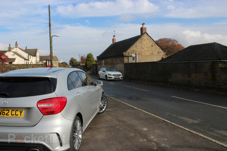 Mercedes-Benz A-Class (2013) pictures and hands-on - photo 25