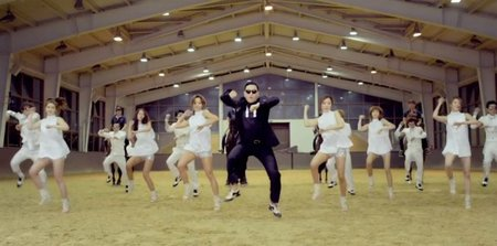 Gangnam Style now on Dance Central 3