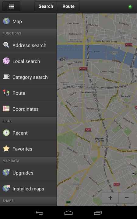 Skobbler releases ForeverMap 2 for Android, gives away whole country for offline viewing - photo 2