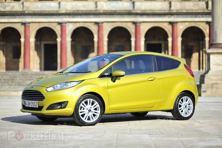 Ford Fiesta (2013) pictures and hands-on - photo 7
