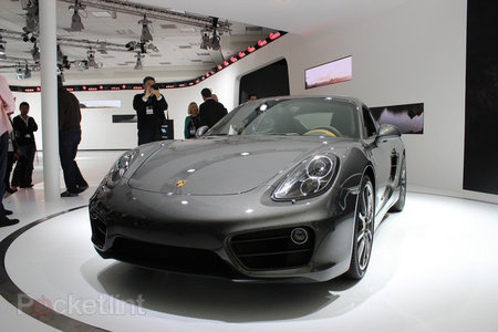 Porsche Cayman pictures and hands-on - photo 6