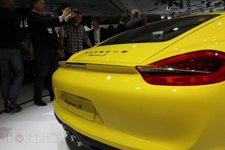 Porsche Cayman pictures and hands-on - photo 7