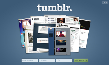 Tumblr accounts hacked with racist spam and virus