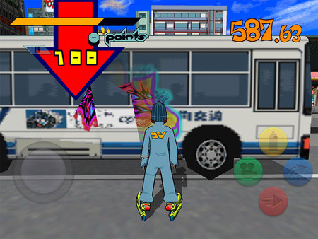 APP OF THE DAY: Jet Set Radio review (iPhone and iPad) - photo 4