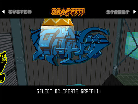 APP OF THE DAY: Jet Set Radio review (iPhone and iPad) - photo 5