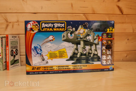 Star Wars Angry Birds AT-AT battle game pictures and hands-on - photo 2