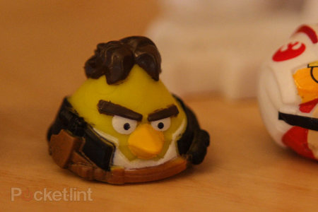 Star Wars Angry Birds AT-AT battle game pictures and hands-on - photo 4