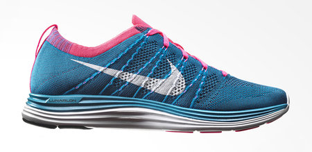 The technology behind the new Nike Flyknit One+ trainer - photo 1