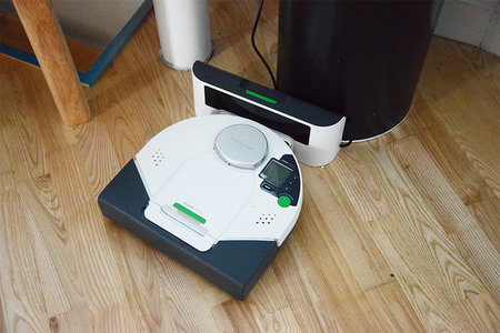 Vorwerk VK100 pictures and hands-on