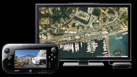 Nintendo to add Google Maps to Wii U, including GamePad controlled Street View - photo 1