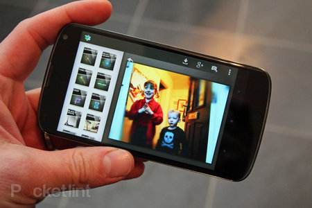 Snapseed for Android launched, iOS version updated