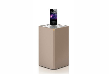 Philips Lightning docks lets you amplify your iPhone 5 - photo 4