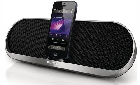 Philips Lightning docks lets you amplify your iPhone 5 - photo 5