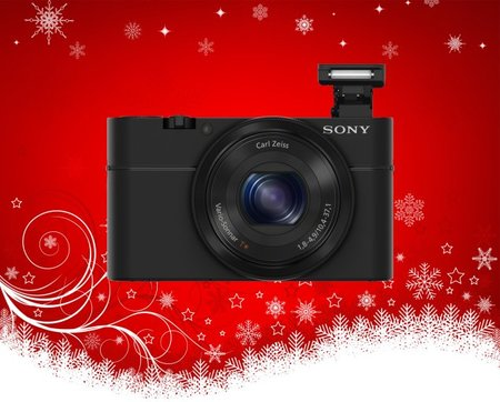 The Pocket-lint Xmas Spectacular - Day 12: A Sony Cyber-shot RX100 digital camera