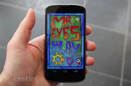 APP OF THE DAY: Mr. Eyes review (Android)