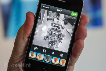Instagram responds to Twitter photo filters with updated iPhone app