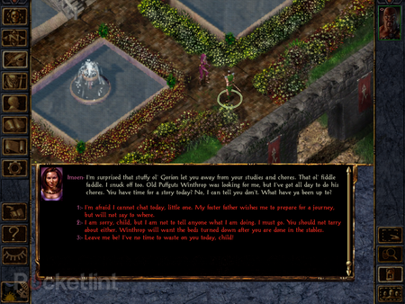 APP OF THE DAY: Baldur's Gate: Enhanced Edition review (iPad) - photo 7