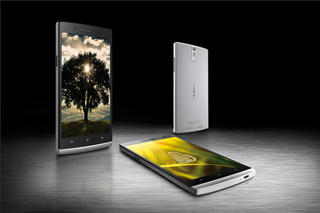 Oppo Find 5 announced, 5-inch Full HD Android smartphone