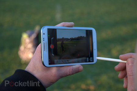 How the Samsung Galaxy Note 2 gives Harlequins a competitive edge - photo 12