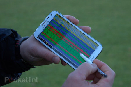 How the Samsung Galaxy Note 2 gives Harlequins a competitive edge - photo 7