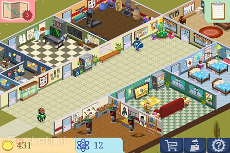 APP OF THE DAY: Middle Manager of Justice review (iPhone) - photo 11