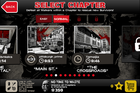 APP OF THE DAY: The Walking Dead: Assault review (iPhone) - photo 3