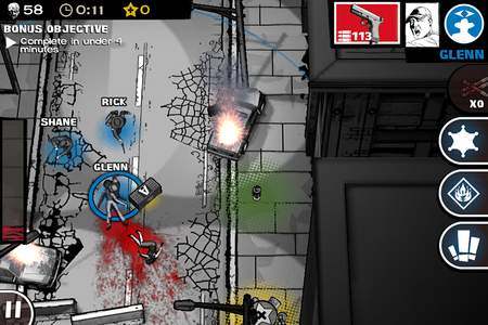 APP OF THE DAY: The Walking Dead: Assault review (iPhone) - photo 6