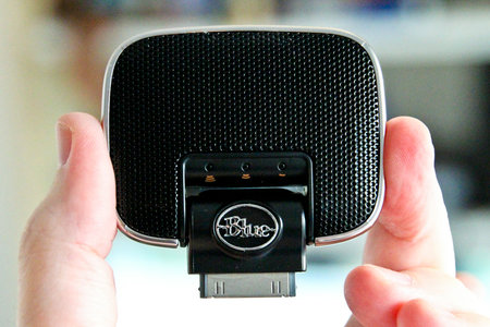 Hands-on: Blue Microphones Mikey Digital iPhone microphone review - photo 3