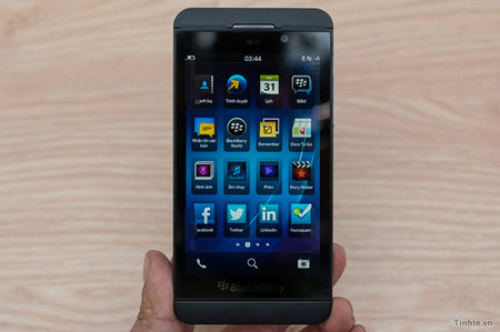 You've seen the L-Series, now here's the BlackBerry 10 UI - photo 1