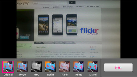 APP OF THE DAY: Flickr review (Android and iPhone) - photo 1