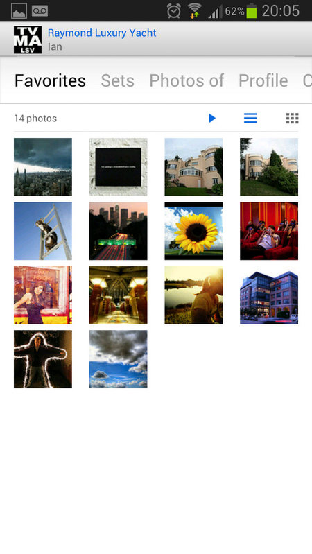 APP OF THE DAY: Flickr review (Android and iPhone) - photo 3