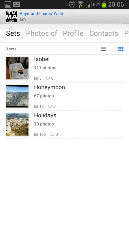 APP OF THE DAY: Flickr review (Android and iPhone) - photo 4