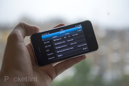Hands-on: YouView Remote Record iOS App review (Dec 2012)