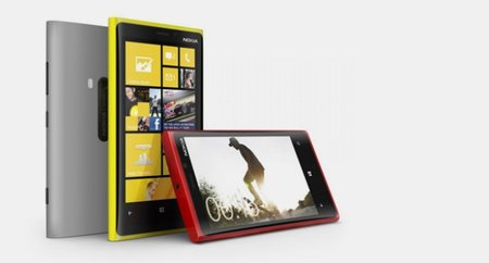 Vodafone Lumia 920 stops EE UK exclusive