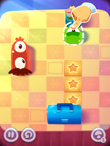 Pudding Monsters: The new game from Cut The Rope creator hits for iPhone and iPad - photo 4