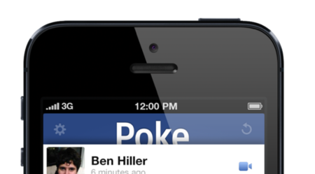 Facebook Poke: The new messaging app with self-destructing messages