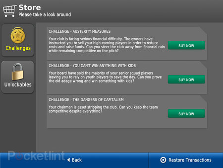 APP OF THE DAY: Football Manager Handheld 2013 review (iPhone, iPod touch, iPad, Android) - photo 3