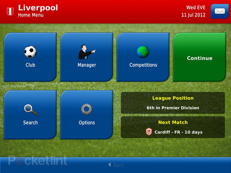 APP OF THE DAY: Football Manager Handheld 2013 review (iPhone, iPod touch, iPad, Android) - photo 4