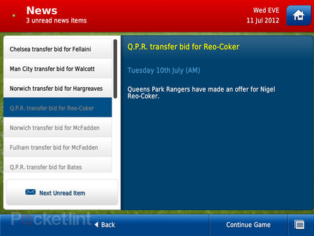APP OF THE DAY: Football Manager Handheld 2013 review (iPhone, iPod touch, iPad, Android) - photo 5