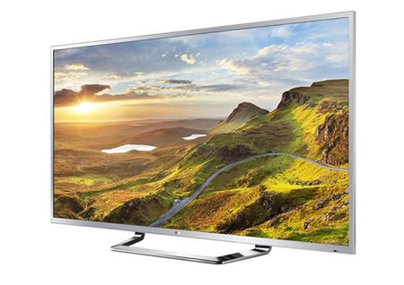 LG 4K 55-in & 65-in UHD TVs and 30-inch 4K monitor to be shown at CES 2013