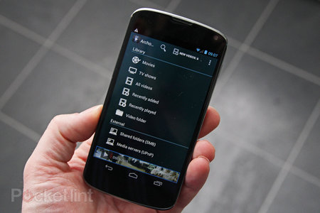 APP OF THE DAY: Archos Video Player review (Android) - photo 1